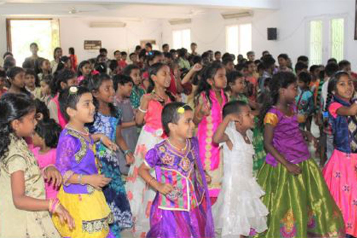Vacation Bible Schools in India