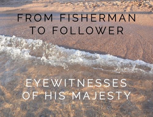 Eyewitnesses of His Majesty