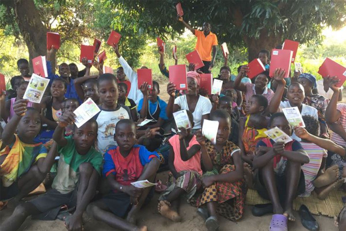Bibles for Malawi