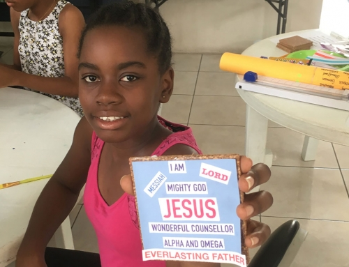 Jamaica Vacation Bible School